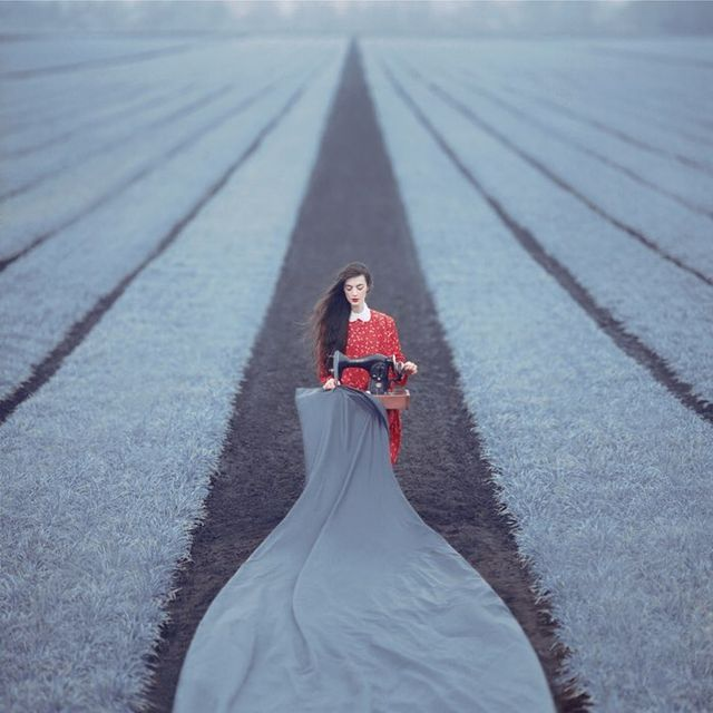 image: B L U E  by oprisco