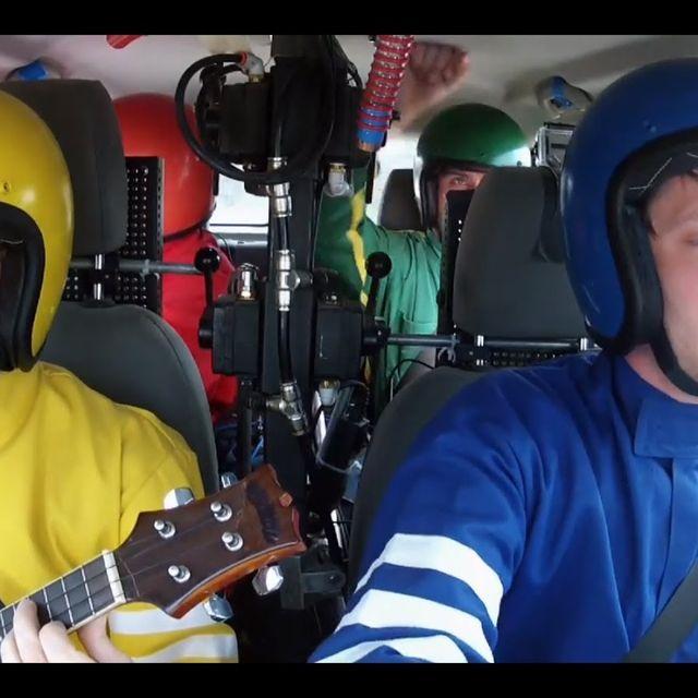 video: OK Go - Needing/Getting by mikilator