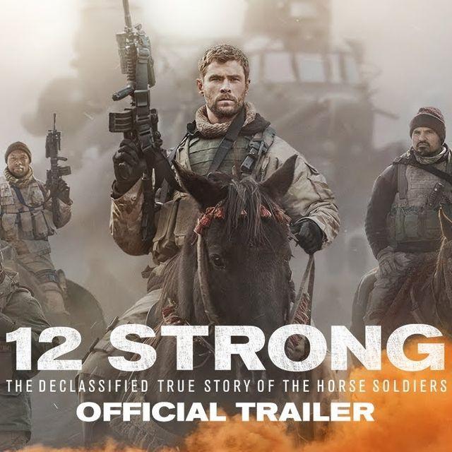 image: Descargar 12 Strong La Película by Descargargratispelicula