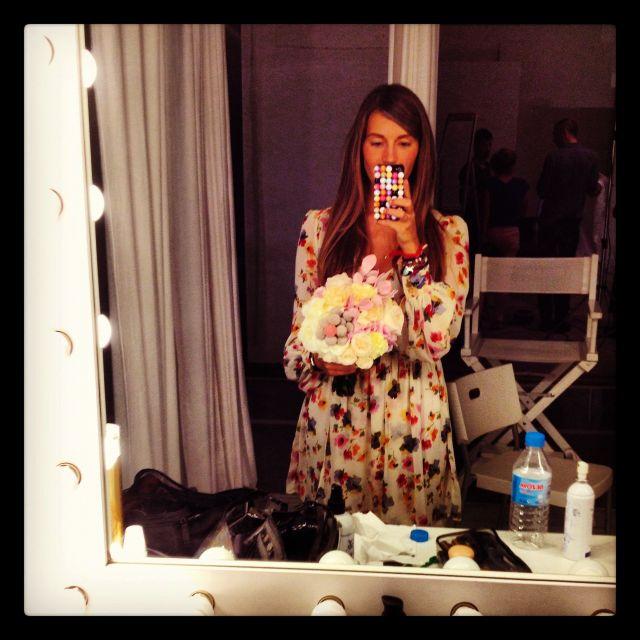 image: Bridal Vogue shooting moments by erikanavarlaz
