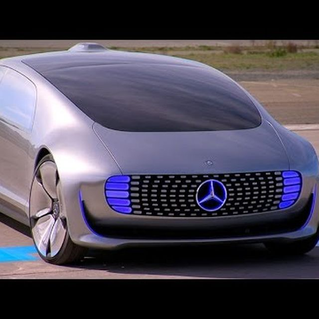 video: CNET on Cars: Mercedes F 015 by a_techprobs