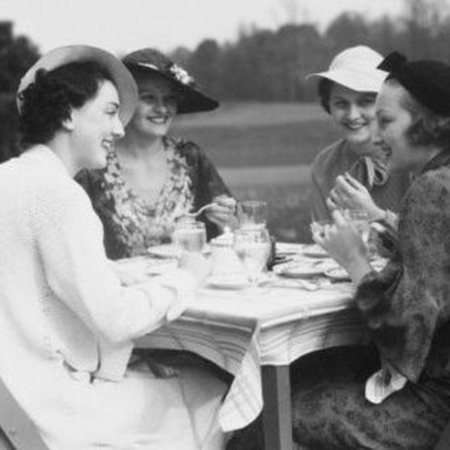 image: tea ladies by pppaaattt