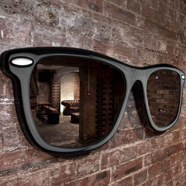 image: Looking Good Sunglasses Mirror by moisesmm10