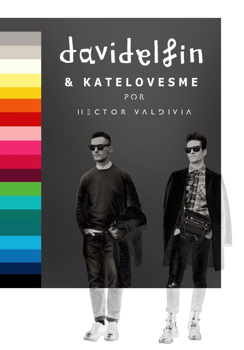 image: DAVIDELFIN & KATELOVESME por HECTOR VALDIVIA by hectorvaldivia