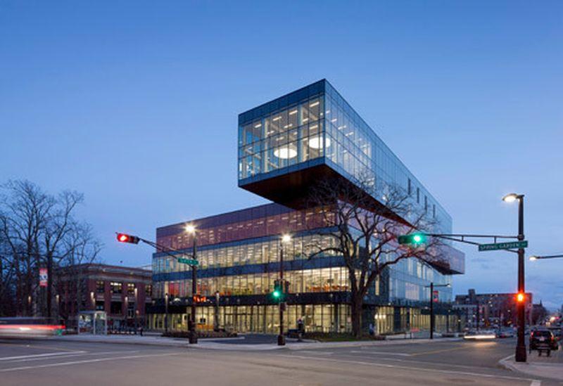 image: Halifax library by Schmidt Hammer Lassen comprises f... by waryamaranth