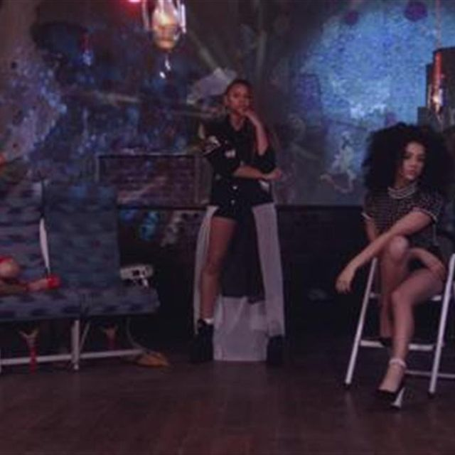 video: Neon Jungle - Welcome to the Jungle by fcallado