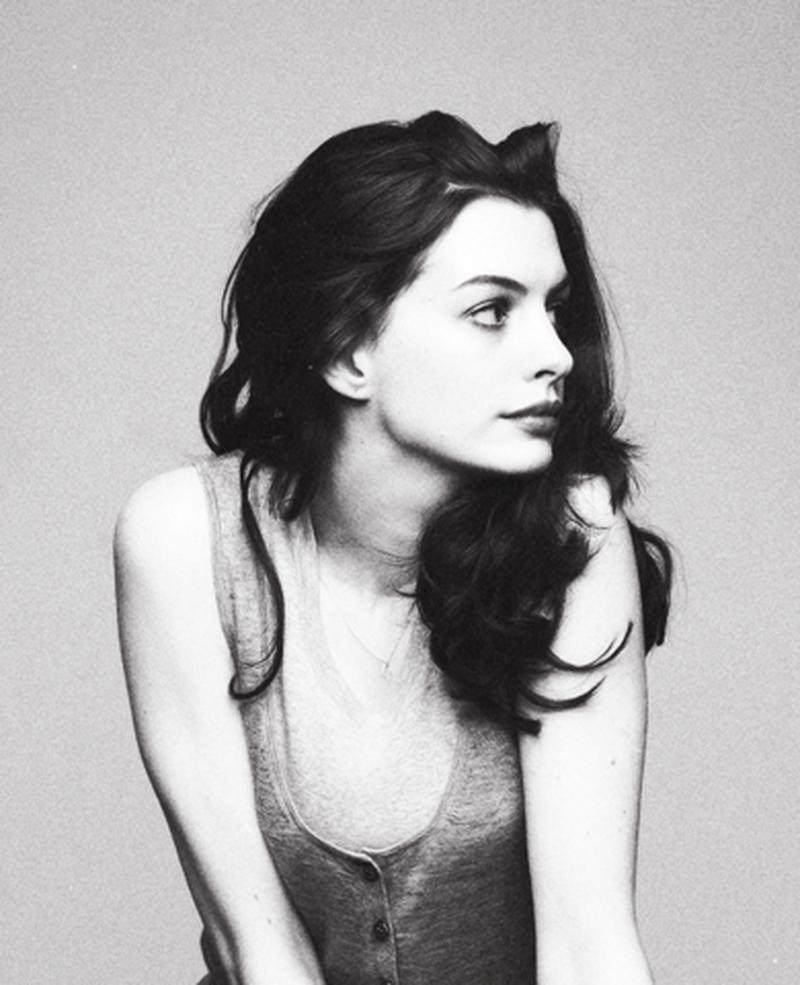image: Pretty Anne Hathaway by don-wild