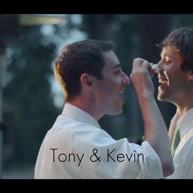 video: Tony & Kevin by taylorluvu