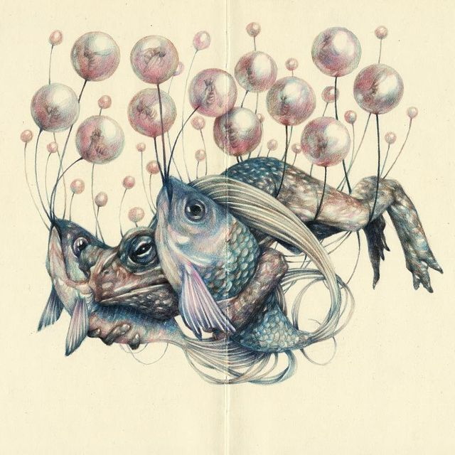 image: Marco Mazzoni, Drawings and Sketches 2012/2017 by marcomazzoni
