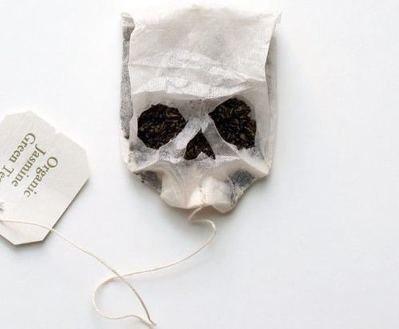 image: Skull Tea-Time by danielgc