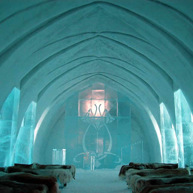 image: Ice hotel by globe_trotter
