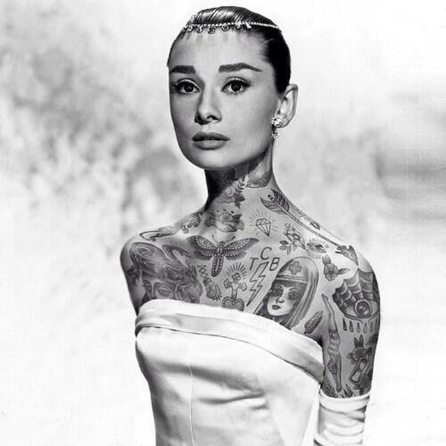 image: audrey by pcb