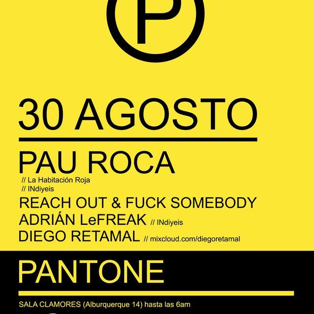 image: Pantone Club x INdiyeis AGOSTO 2014 by adrianlefreak