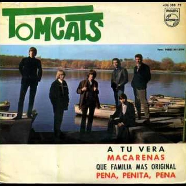 "video: THE TOMCATS - ""A Tu Vera"" (1966) by carla_gerfeld"