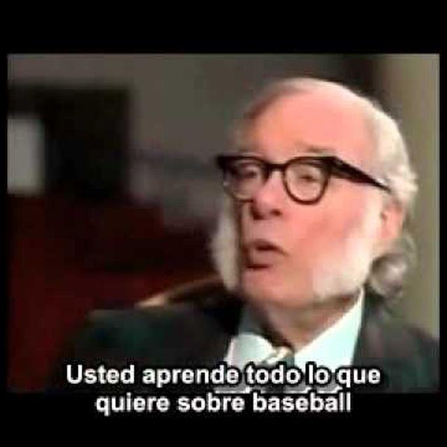 video: Isaac Asimov previendo el impacto de Internet by lorenafdez