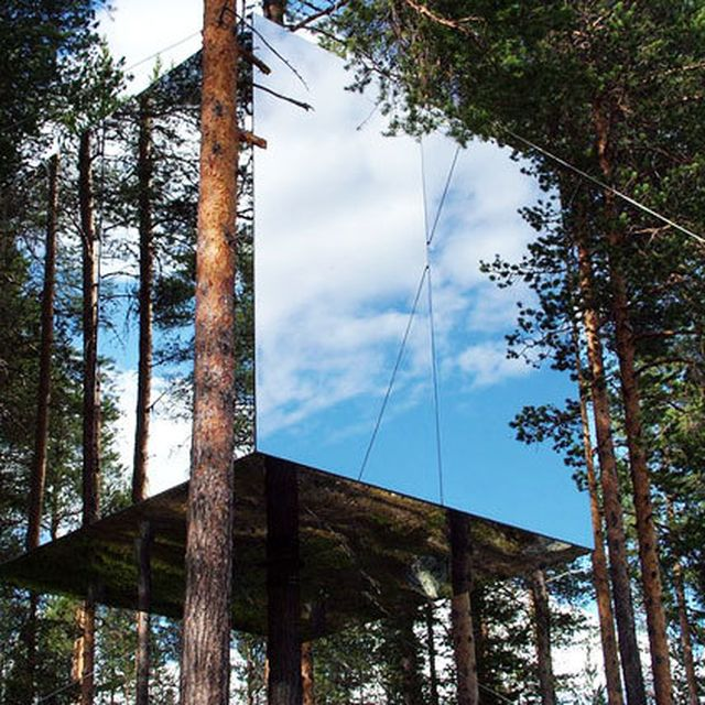 image: Treehotel by globe_trotter