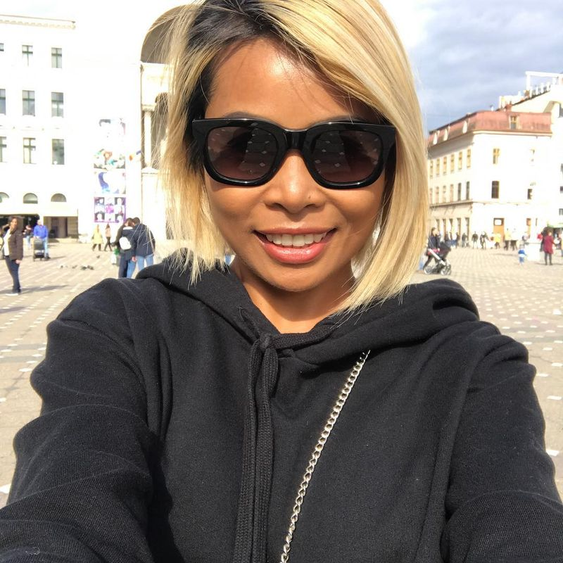 image: Happy to be back in Europe ? playing and enjoying the city! #timisuara #romania by nakadia_music