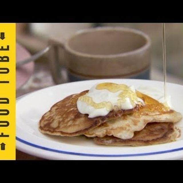post: pancake cake | Jamie Oliver by chloewallace