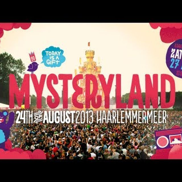 video: Mysteryland 2013 | Trailer by mrs-boutique
