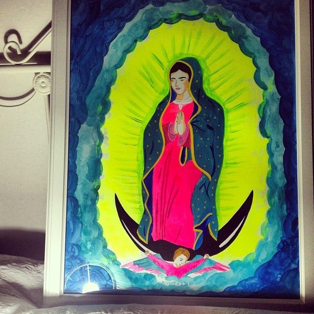 image: acid virgin for my room  by mon_tagne