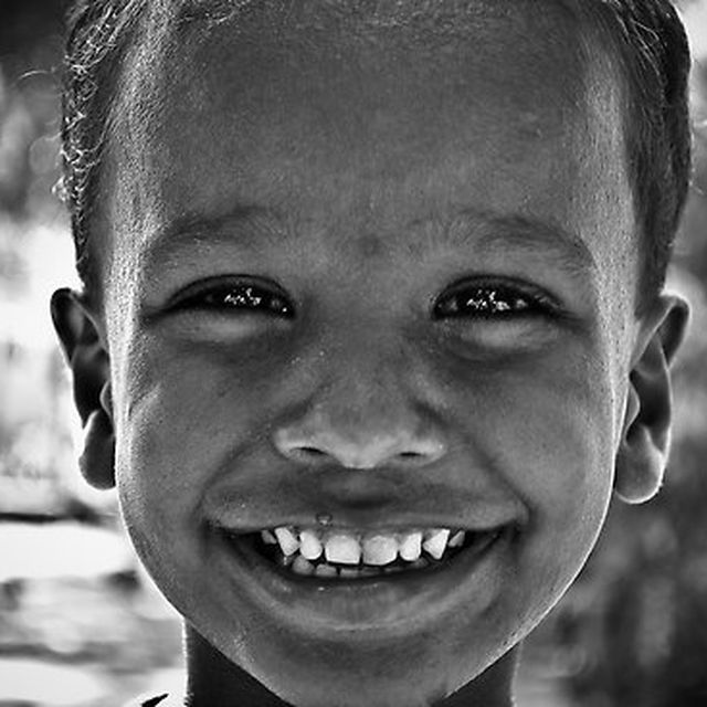 image: A Big smile from a Little Kid by mindfultravelbysara