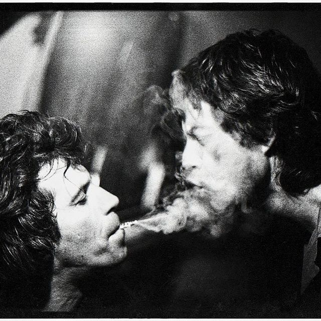 image: The glimmer twins by daedalusmagazine
