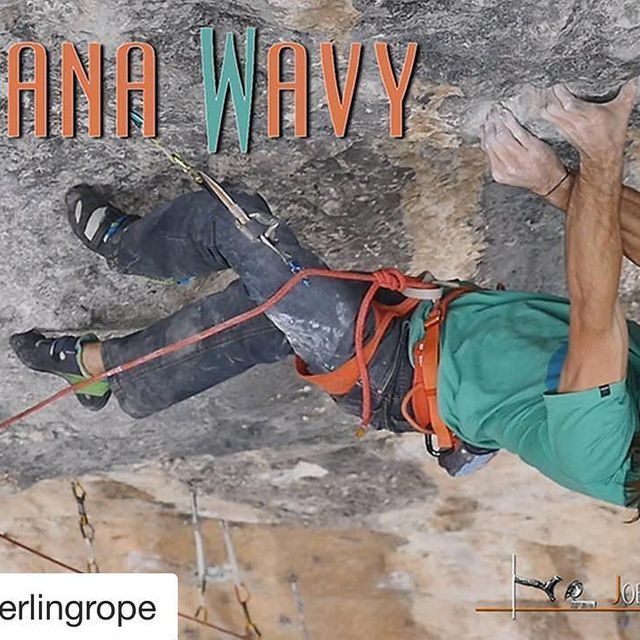 image: #Repost @sterlingrope ・・・It's HEEERE! Joe Kinder and Chris Sharma went climbing together in Oliana Spain and Joe put together this trippy video as a throwback to summer. Enjoy! #SterlingAthlete @JoeKinder @Chris_Sharma https://youtu.be/PzQ4sHg4Fe4 by chrissharma