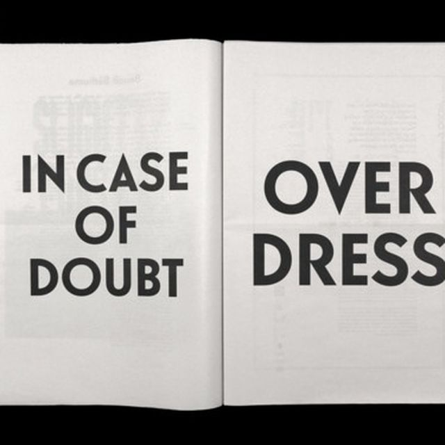image: In case of doubt by emebeme