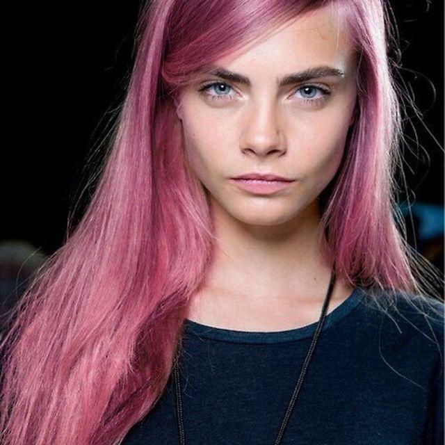 image: pink cara by pcb