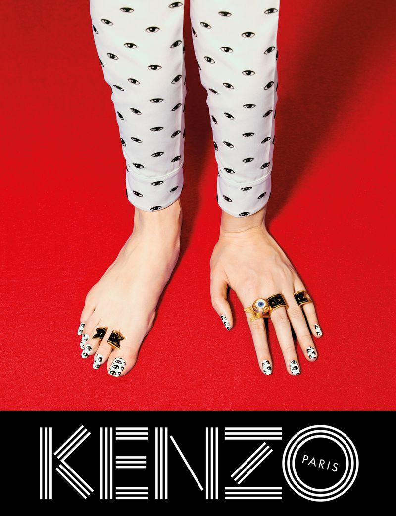 image: KENZO FANTASY FALL 2013 by g