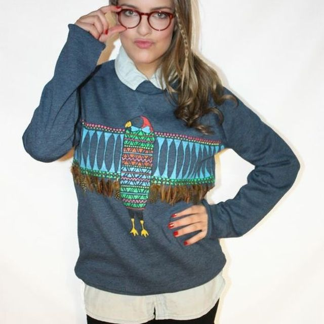 image: Águila sweater by fashioniskillingme