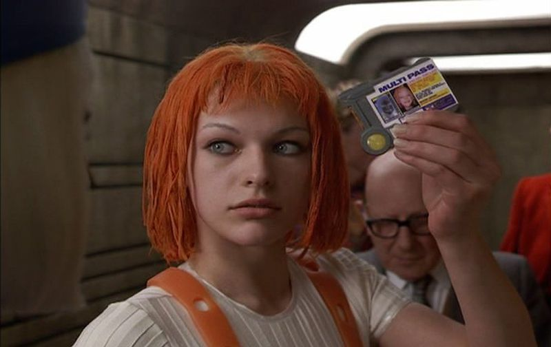 image: Fifth Element by raine