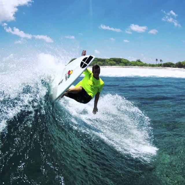 video: Maldives Surftrip by mave