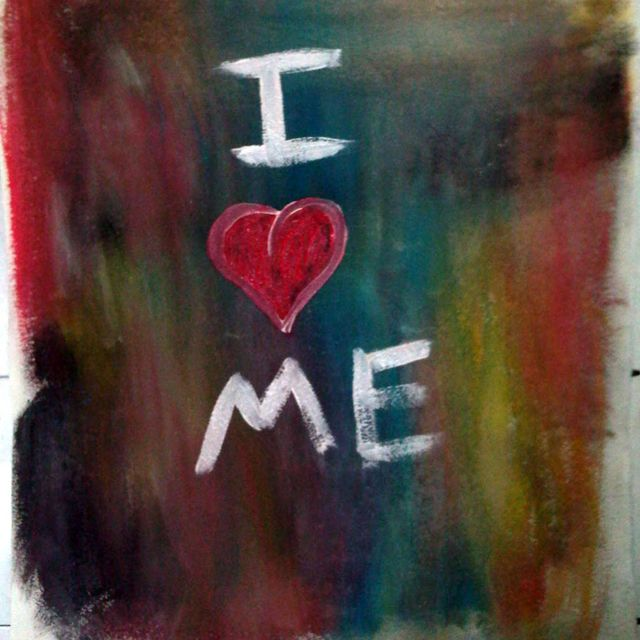image: I <3 ME by israearl