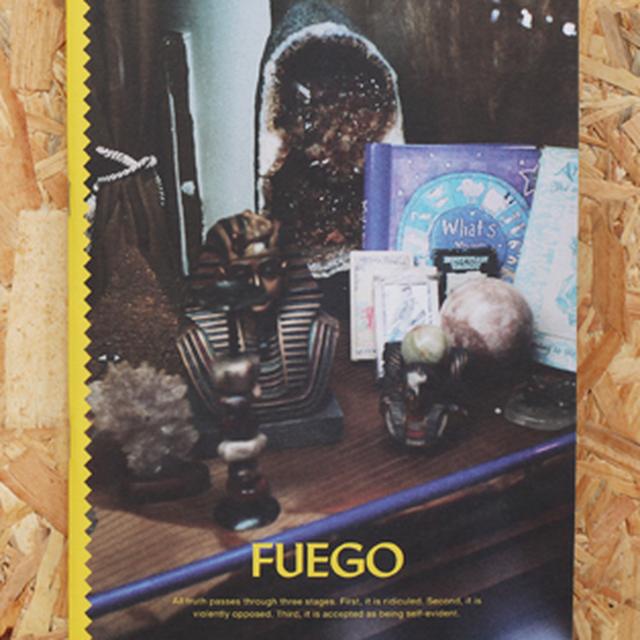 image: FUEGO FANZINE  Issue #03 - Amulets by Blanchett
