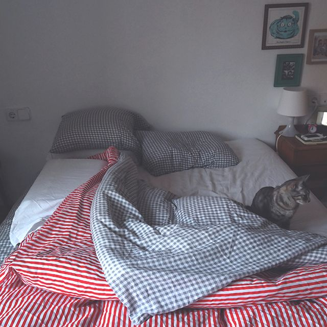 image: #11 Lyona | My Unmade Bed by alvarodols