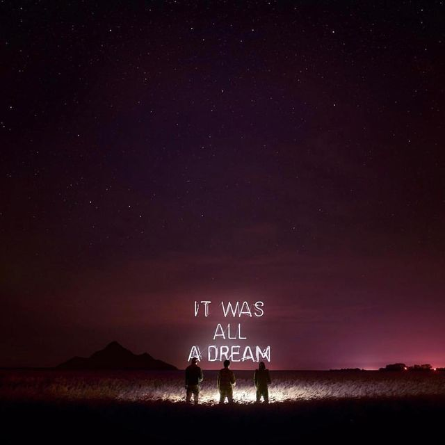 """image: @fabiatom """"It Was All a Dream"""" by ratedmodernart"""