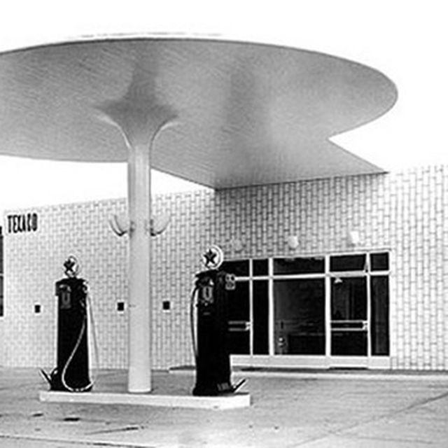 image: Arne Jacobsen, Gas Station | Copenhagen, 1936 by martinvazquez