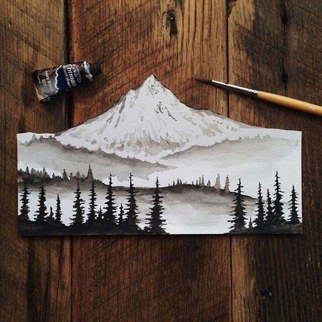 image: ALL ABOUT THE MOUNTAINS by art_seeker