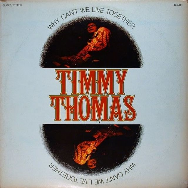 music: Timmy Thomas - Why can't we live together by luis-montojo