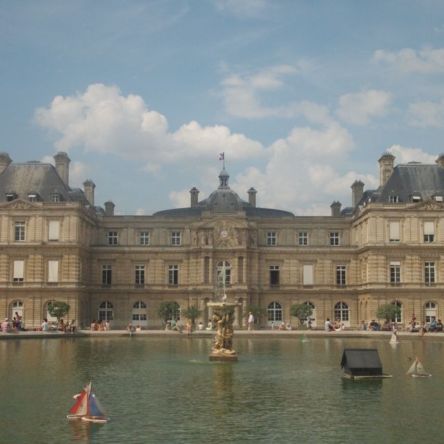 image: Musee du Luxembourg by jdiaz