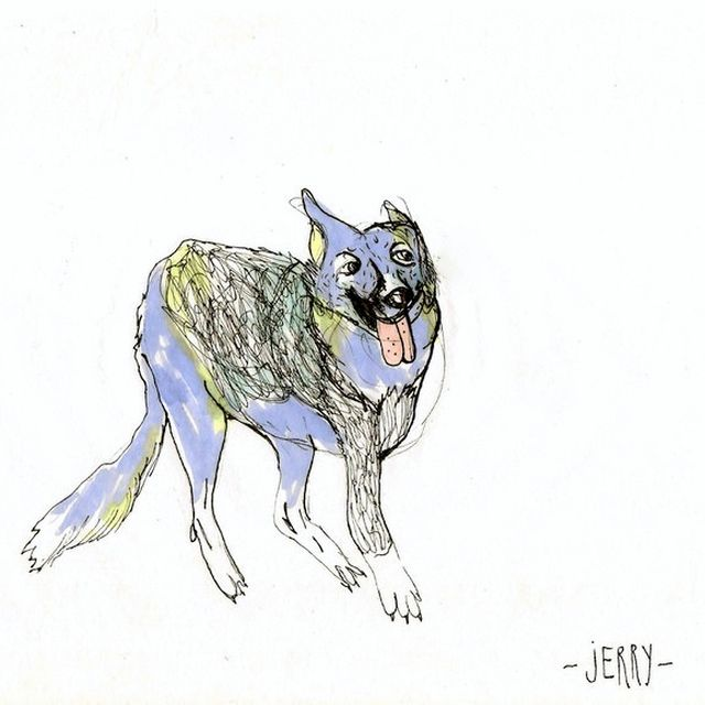 image: Jerry es feliz con tres patas! by notengonadabrillante