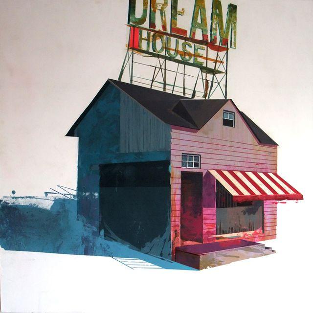 "image: ""Dream House II"", Yani Alonso. Twin Gallery by twin"