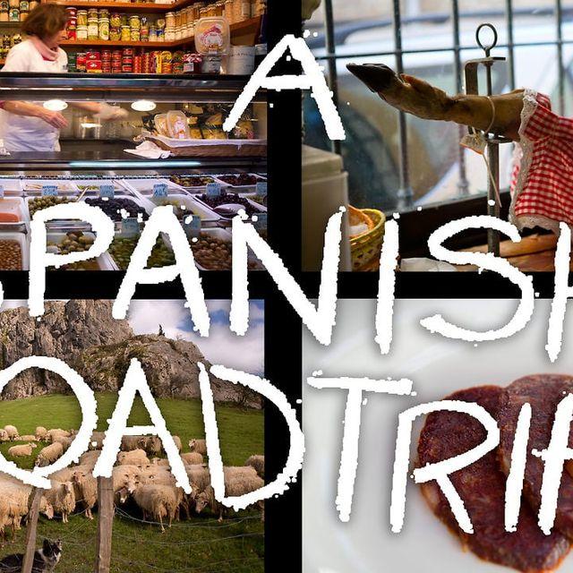 video: A Spanish Roadtrip on Vimeo by Saracho