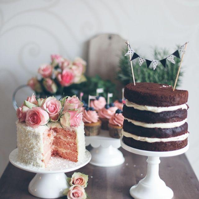image: beautiful cakes by nasti