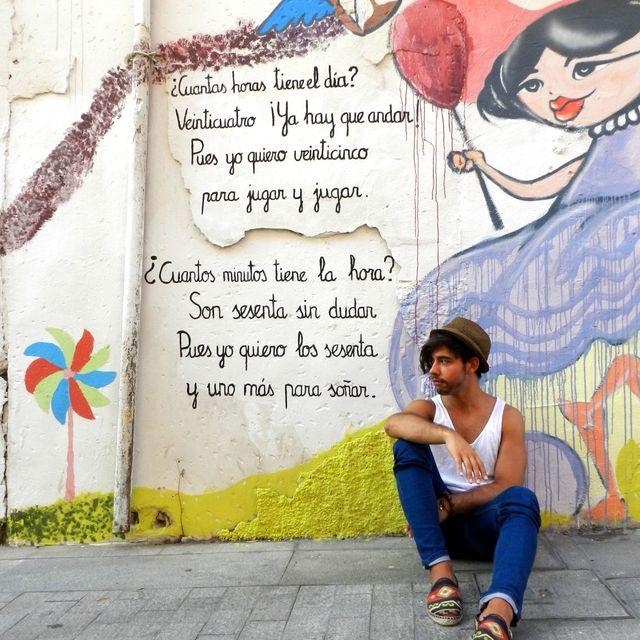 post: Poemas del Barrio by rubenvm1