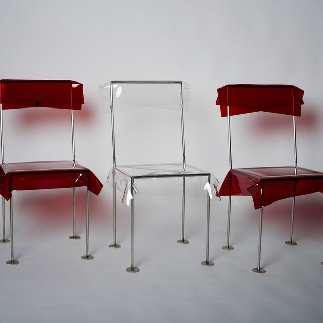 image: Pawel Grunert | New chairs in old Year by hallowedbronze