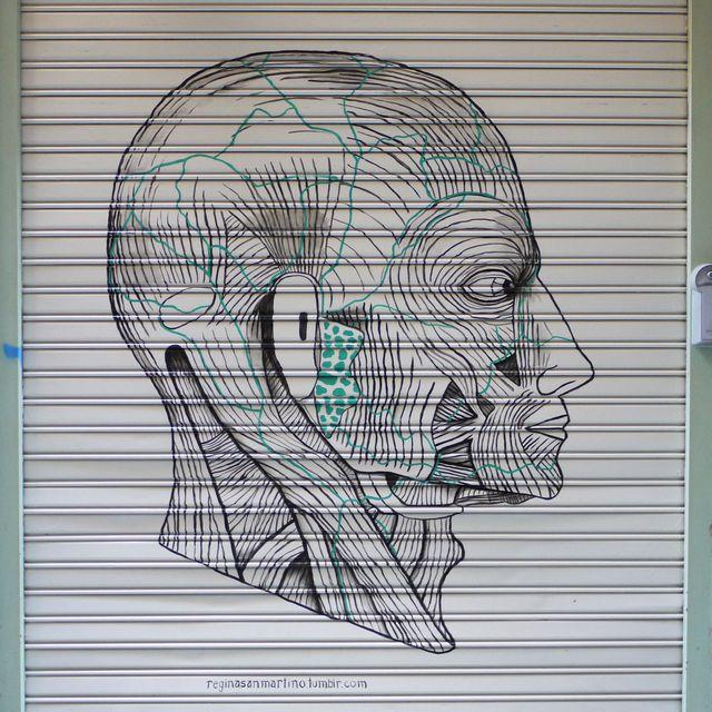 image: Mural II by regina