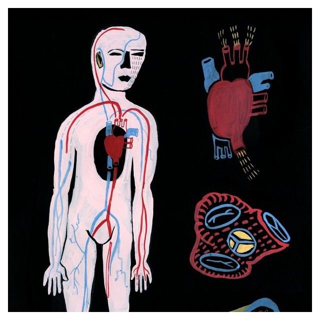 image: Van a venir ms, y te harn creer que su sangre es ms ... by little_isdrawing