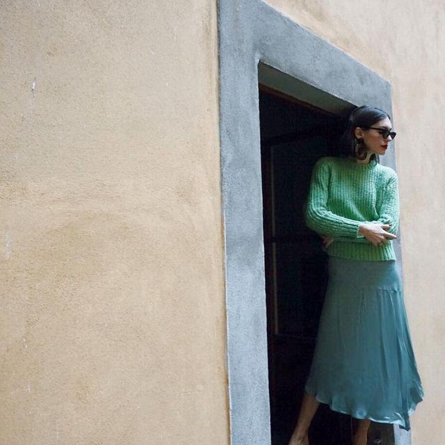 image: The girl next door #mangogirls @mango by dilettabonaiuti